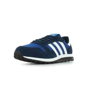 Adidas Neo PARK ST LVS Chaussures Mode Sneakers Homme Bleu Blanc Bleu Bleu - Achat / Vente basket  - Soldes* dès le 27 juin ! Cdiscount