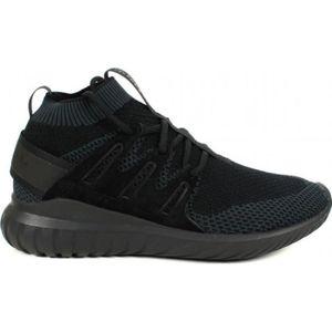 BASKET Basket Adidas Tubular Nova Primeknit Noir - Sneake