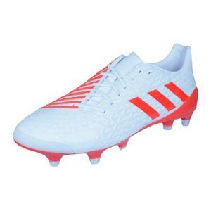 adidas Adipower Kakari 3.0 SG Hommes Chaussures de Rugby Jaune 8.5