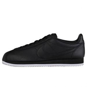 Classique Formateurs Premium Cortez En Noir 807480-002 - Noir Nike WB7RUQJI