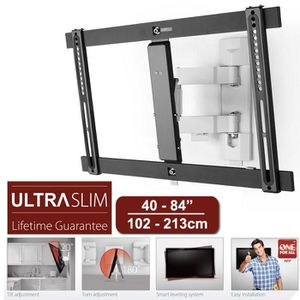 FIXATION - SUPPORT TV ONE FOR ALL SV6650 Support TV mural orientable 40-