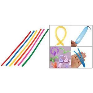 BALLON DÉCORATIF  (R)Long Ballons en Latex Party Favors 40 PCS coule