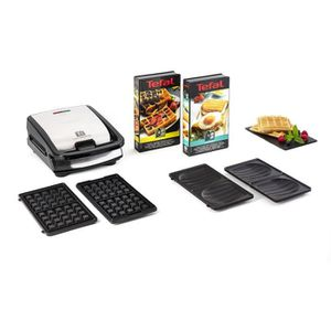 GAUFRIER TEFAL Gaufrier multifonction Snack collection - SW