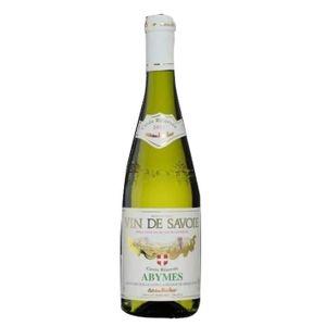 VIN BLANC Abymes cuvée Vin de Savoie - Blanc - 75 cl