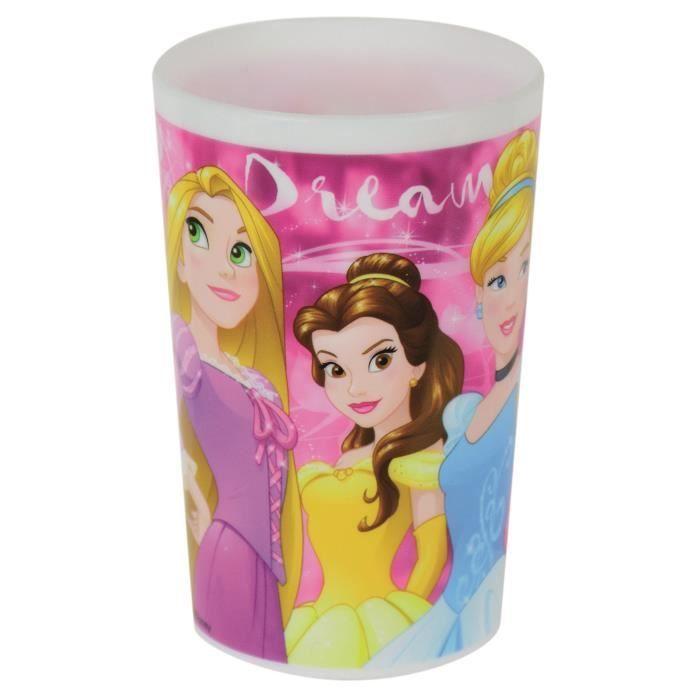 Fun House Disney princesses verre pour enfant