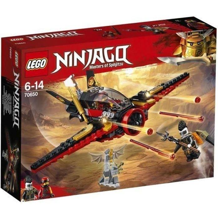LEGO® NINJAGO® 70650 La Poursuite Dans Les Airs