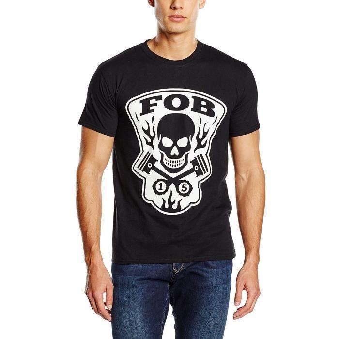 0390f16b210 Pas Cher Homme T shirt Fashion Shirt Imprimé T Shirt Pour Homme Vetement  tee shirt humoristique Pour Homme Short Sleeve Shirt