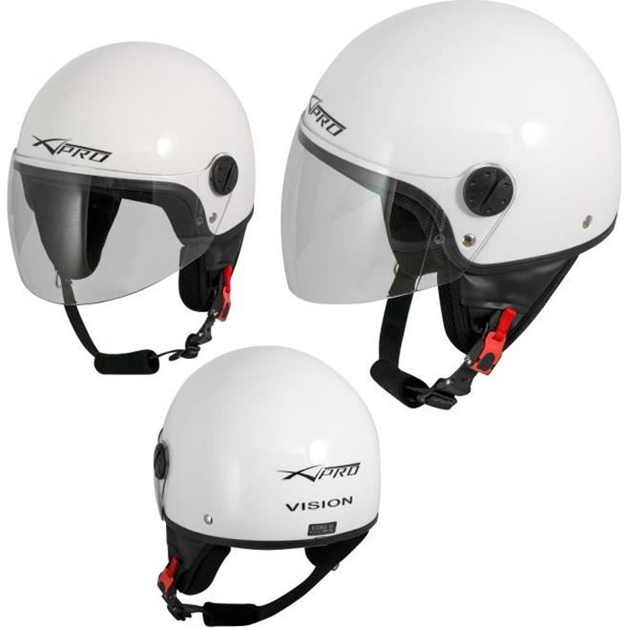 casque scooter xs