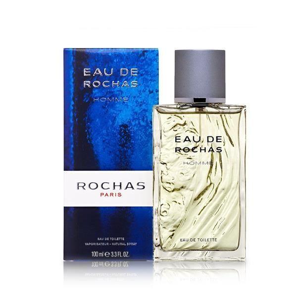 Ml 100 Npo0kw De Edt Vapo Eau Achat Rochas Homme Parfum dBoEQWCrxe