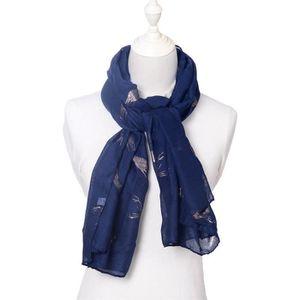 ECHARPE - FOULARD Automne et hiver coton foulard femme chaud or rose ... 2c47d4cea96