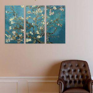 TABLEAU - TOILE Almond Blossom Vincent Van Gogh IMPRIMER Sur CANVA
