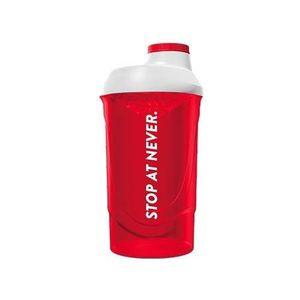 SHAKER - SET COCKTAIL  Flexshop Shaker (600ml) 'Stop at never' - Rouge