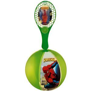 BALLE - BOULE - BALLON KIMPLAY Tap Ball Spider Man + Raquette