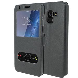 HOUSSE - ÉTUI Housse Samsung Galaxy A8 2018 Housse Coque de prot