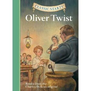 LIVRES ADOLESCENTS Oliver Twist - Charles Dickens