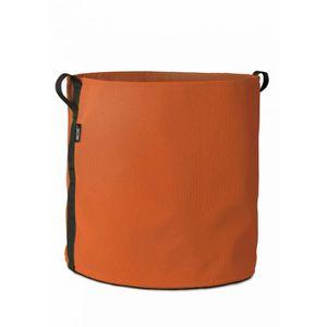 JARDINIÈRE - POT FLEUR  Pot de fleur en tissu 100L Outdoor BACSAC Orange