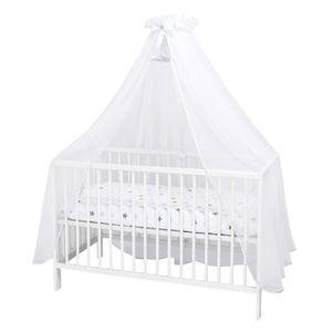 Ciel de lit achat vente pas cher - Ciel de lit moustiquaire ...