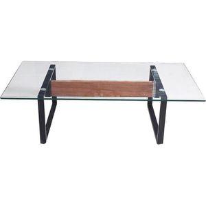 TABLE BASSE La table basse KALISTA - bois de frêne 38 Bois Cla