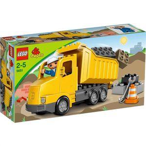 Duplo Le Camion Benne Achat Vente Assemblage