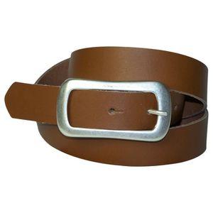 82076baa7651 CEINTURE ET BOUCLE Fine ceinture pour femme, 2,3 cm, longue boucle ...