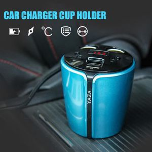 CHARGEUR DE BATTERIE YZD-V9 Coupe de voiture Bluetooth Lecteur MP3 Doub