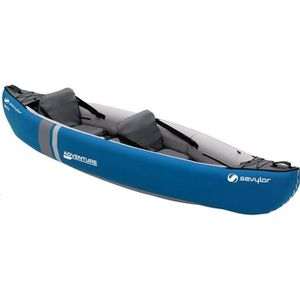 KAYAK SEVYLOR Kayak Gonflable Adventure - 2 places - Ble