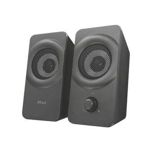 ENCEINTES ORDINATEUR Trust Cronos Haut-parleurs pour PC 6 Watt (Totale)