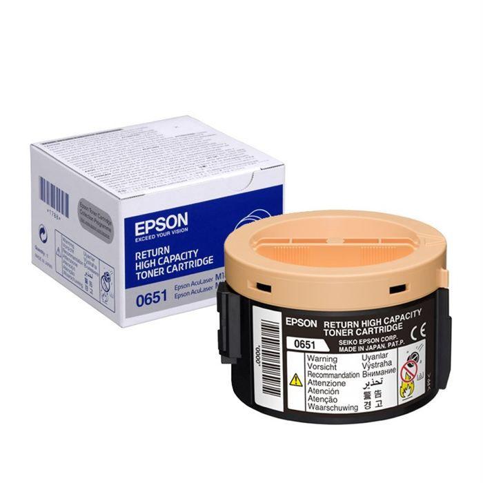 EPSON Cartouche de toner AL-M1400 - Noir - haute Capacité 2200 pages - retour Program