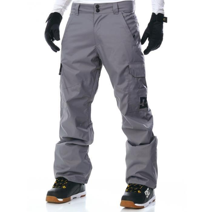 42f2b2add6a4e Pantalon Snowboard DC Banshee Pewter - Prix pas cher - Cdiscount