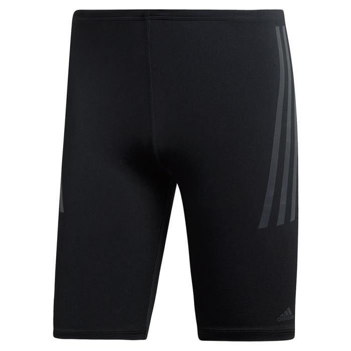 0a563d1b4b MAILLOTS DE BAIN Homme Jammers Adidas Infinitex+ Pro 3 Stripes Noir ...