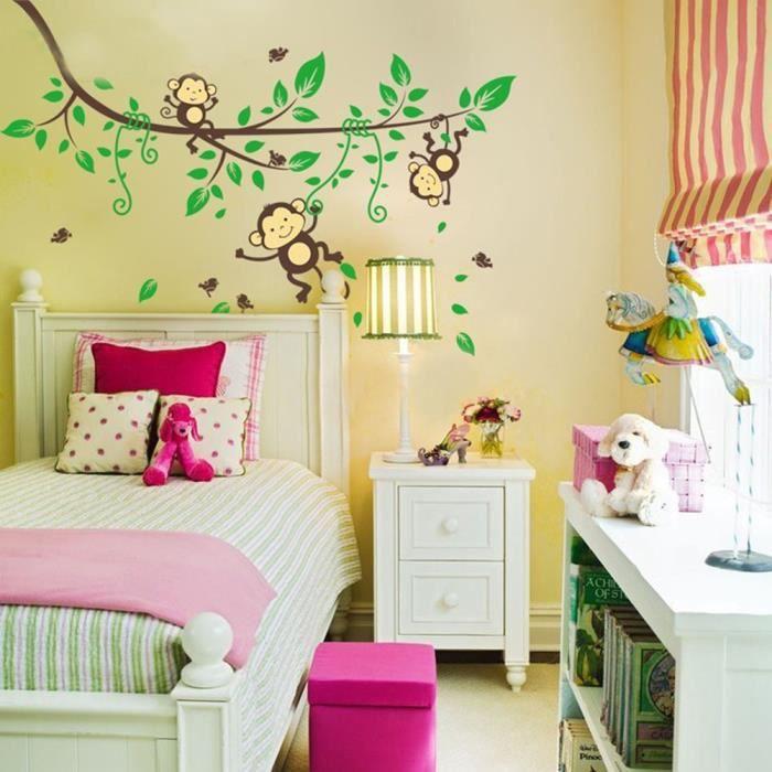 dessin chambre d enfant affordable fresque murale dans la chambre duenfant u dessins joviaux. Black Bedroom Furniture Sets. Home Design Ideas