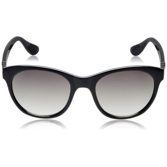 Gradient Round Sunglasses (ids1732c4sg|50|green Lens) FADHL