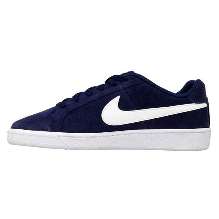 NIKE Baskets Court Royale Suede Chaussures Homme