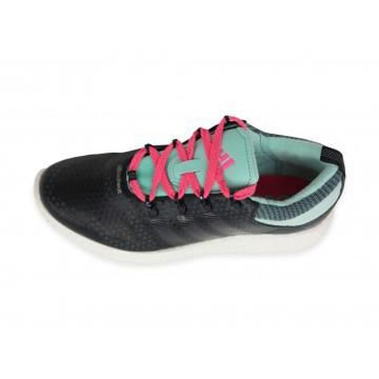 new style 516f8 7a587 CH ROCKET BOOST W - Chaussures Running Femme Adidas - Prix pas cher -  Cdiscount