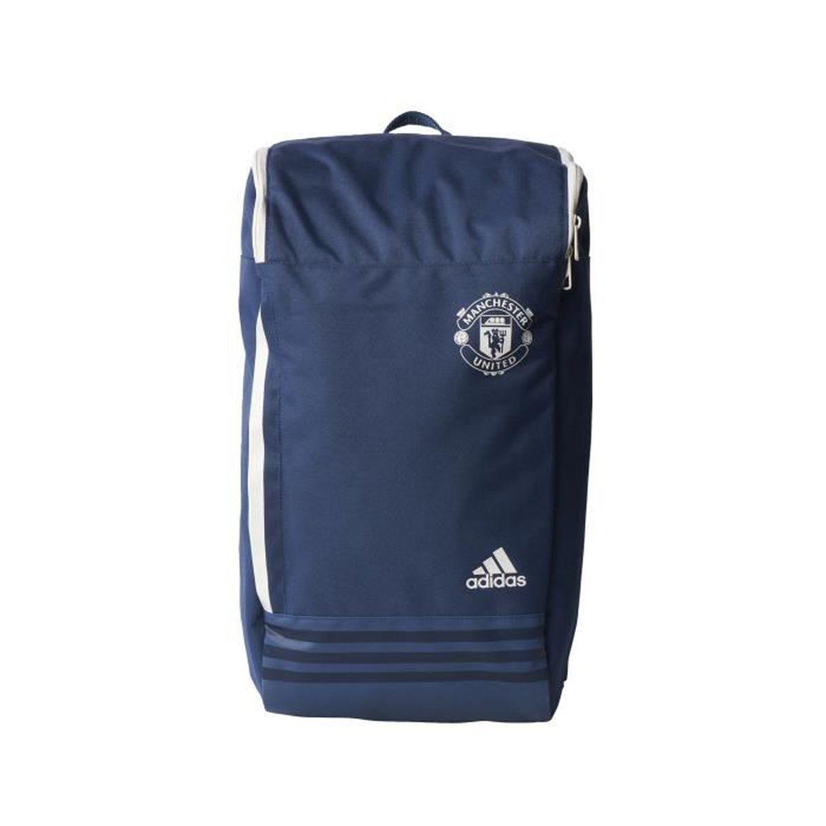 Bleu Adidas Achat Sac United À Vente Manchester Dos rdoBWCxe