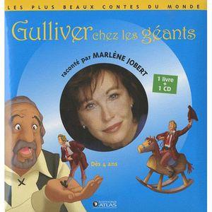 Livre 3-6 ANS Gulliver chez les géants
