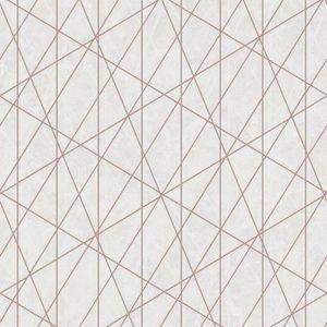 Papier Peint Geometrique Achat Vente Pas Cher