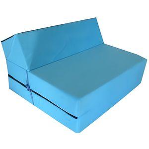 MATELAS Matelas de jeunesse lit fauteuil futon pliable pli
