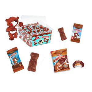 CONFISERIE DE CHOCOLAT CEMOI - Mix oursons guimauve