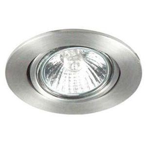 SPOTS - LIGNE DE SPOTS Spot encastrable orientable aluminium