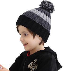 BONNET - CAGOULE Vbiger Chapeau Enfant Bonnet pour Garçon et Filles d9a1a0d32f9
