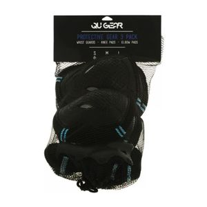 KIT PROTECTION Qu gear pack 3 protections