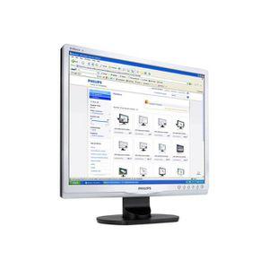 ECRAN ORDINATEUR Philips - Brilliance 19S1SS - Moniteur LCD 19'