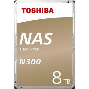 DISQUE DUR INTERNE Toshiba Disque Dur interne NAS N300 3,5'' Boite Re