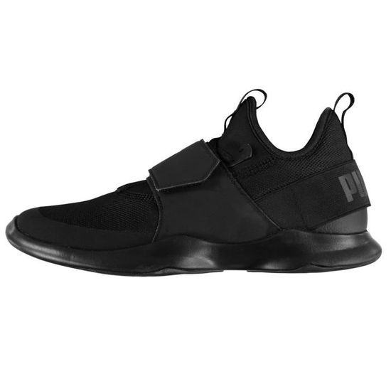 Puma Dare Femme Baskets De Running Sport Noir Noir - Achat / Vente basket