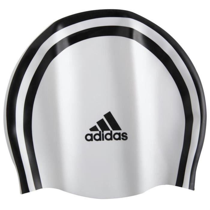 ADIDAS Bonnet de bain SILI 3S CAP - BLANC