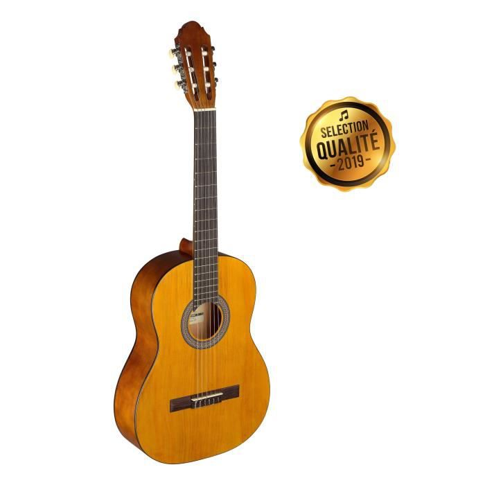 STAGG C440 M NAT Guitare Classique 4/4 - Naturel