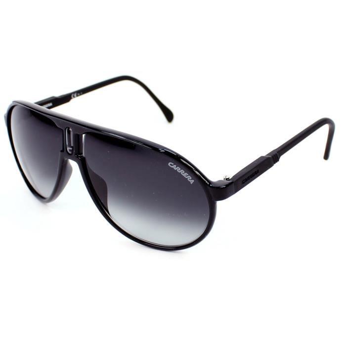 33bc82e7989ce Lunettes de soleil Carrera Champion Rubber Noir… Noir - Achat ...