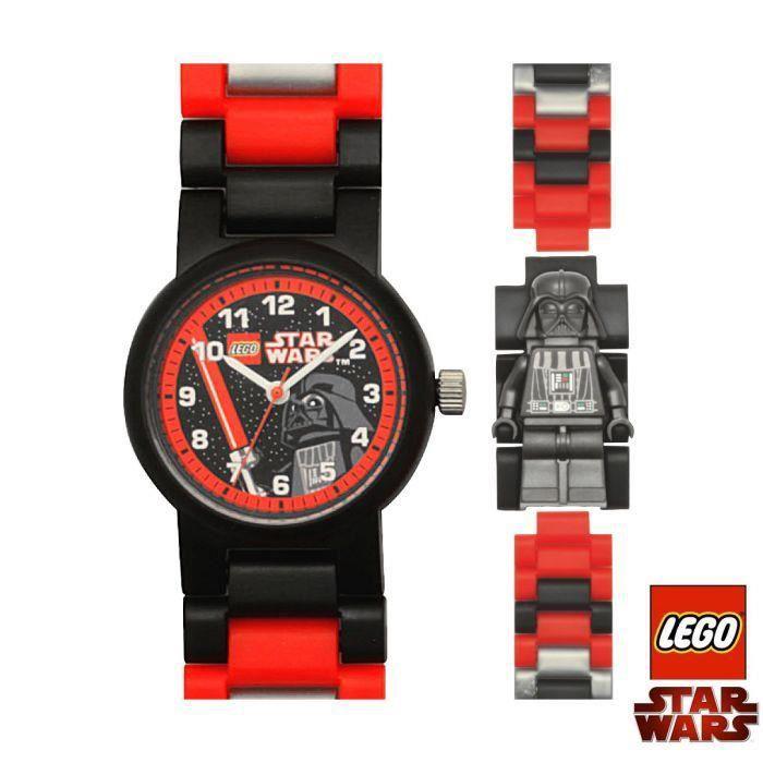montre lego dark vador star wars achat vente montre. Black Bedroom Furniture Sets. Home Design Ideas