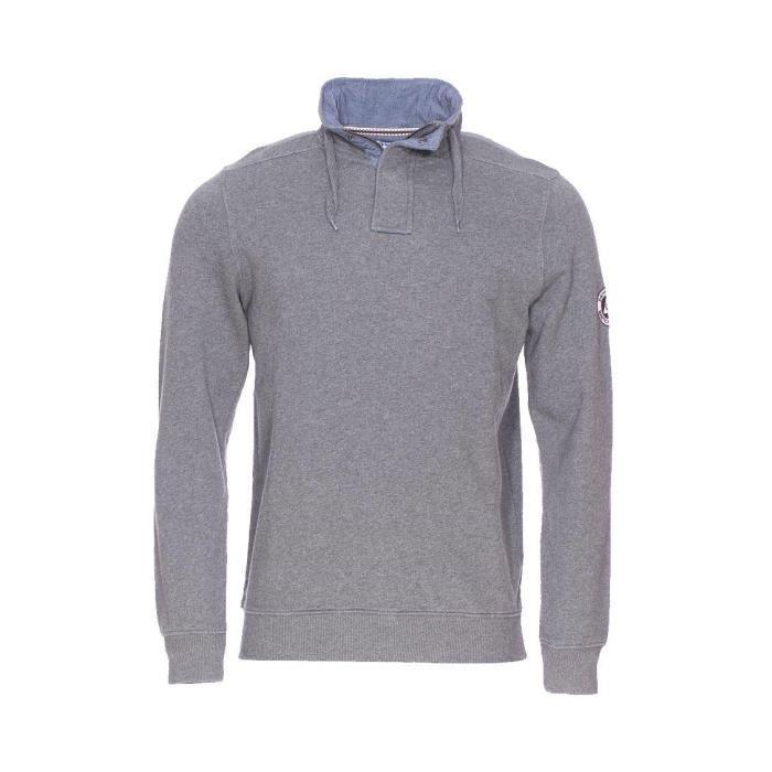 1b13c8f4720f0 Bermudes - hauts Gris - Achat   Vente sweatshirt - Soldes  dès le 9 ...